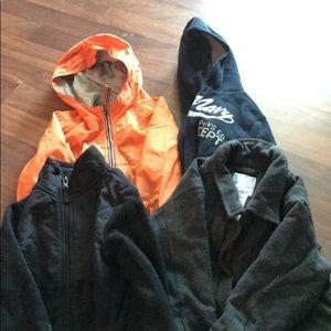 Other - Boys 2T Jacket Lot